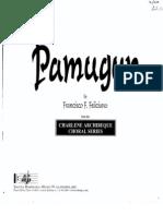 PAMUGUN by Francisco F. Feliciano
