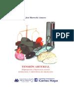 Tension Arterial. Etiologia y Metodos de Medicion - Barreche, Jose