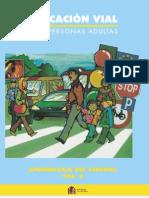 Aprendizaje del Español 2. Educación vial