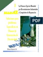 Soluciones Belzona en La Industria Nuclear