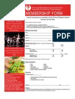 Membership PEICA
