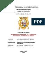 Artículo Neurob. Atencional... Jorge Enríquez