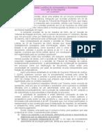 Acórdão de Processo Penal I (STJ)