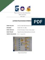 Laporan Pelaksanaan Internship_papan Enrolem