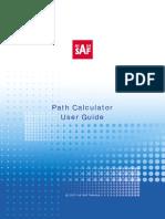 PathCalc_Usermanual