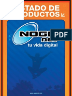 Noganet Catalogo 71
