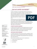 Rheumatoid Artritis Ff Espanol
