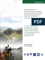 Proceedings of the 2nd Global Environment Facility (GEF) International Waters (IW) Regional Workshop for Asia and the Pacific