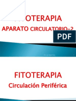 Clase Fitoterapia Sist. Circulatorio2