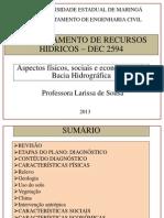 Aula 1 - Aspectos Físicos, Sociais e Economicos BH