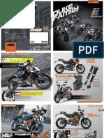 KTM Duke brochure