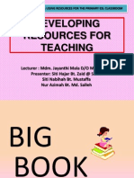 Developing Resources for Teaching-complete