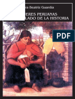 Mujeres Peruanas 2002_Sara Beatriz Guardia