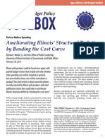 Ameliorating Illinois' Structural Deficit  by Bending the Cost Curve