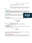 Health Physics Definitions