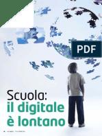 A Scuola Il Digitale e Ancora Lontano