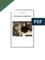 Rimbaud, Arthur - Poesias Completas