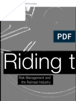 Risk Mgmt and RailRoad Industry