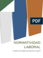 NORMATIVIDAD LABORAL