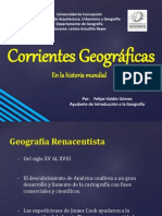 Geografia Renacentista - Darwin