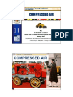Compressed air engine efficiency calculations