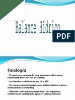 Balance Hidrico