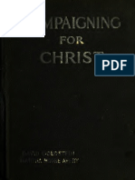 Campaigning for Christ (1924)