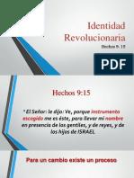 Identidad Revolucionaria