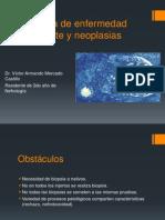 Recurrencia de Enfermedad Postrasplante y Neoplasias