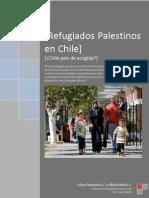 Refugiados Palestinos [¿Chile país de acogida?]