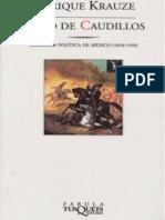 Siglo de Caudillos - Enrique Krauze