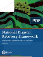 national recovery framework