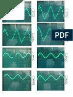 Gambar Gelombang Penguatan 1 transistor