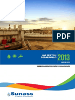 Las Eps y Su Desarrollo 2013