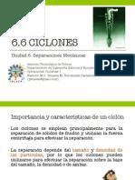 6_6 Ciclones
