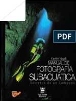 Aaaj6op - Manual de Fotografia Subacuatica - Carlos Virgili