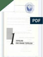 Bab1 Topologi Dan Ruang Topologi