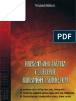 Preventivna zastita i lijecenje Kur'anom i sunnetom