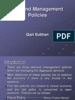 DD Mang Policies