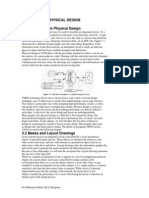 Elements of Physical Design