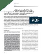 Articol Arthroplastie Engleza