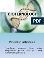 pendahuluan bioteknologi