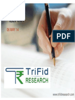 Equity Market Research News by Trifid Research