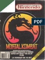 Club Nintendo - Año 2 No. 9 La Verdad 16 Bit