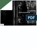 Altman - Capítulo 4 y 5 - Los géneros cinematográficos