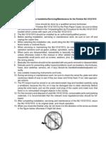 MJ-1012 Service Manual Ver1