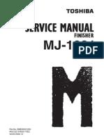 MJ-1021 Service Manaul Ver1