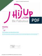 HijUp Blog • Fresh Graduation Sukses Memulai Karir