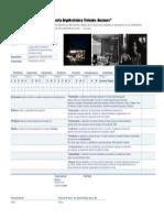 Rubrica de Evaluacion T3 Arquitectura