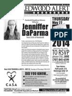 Hrwf May 2014 Redwood Alert